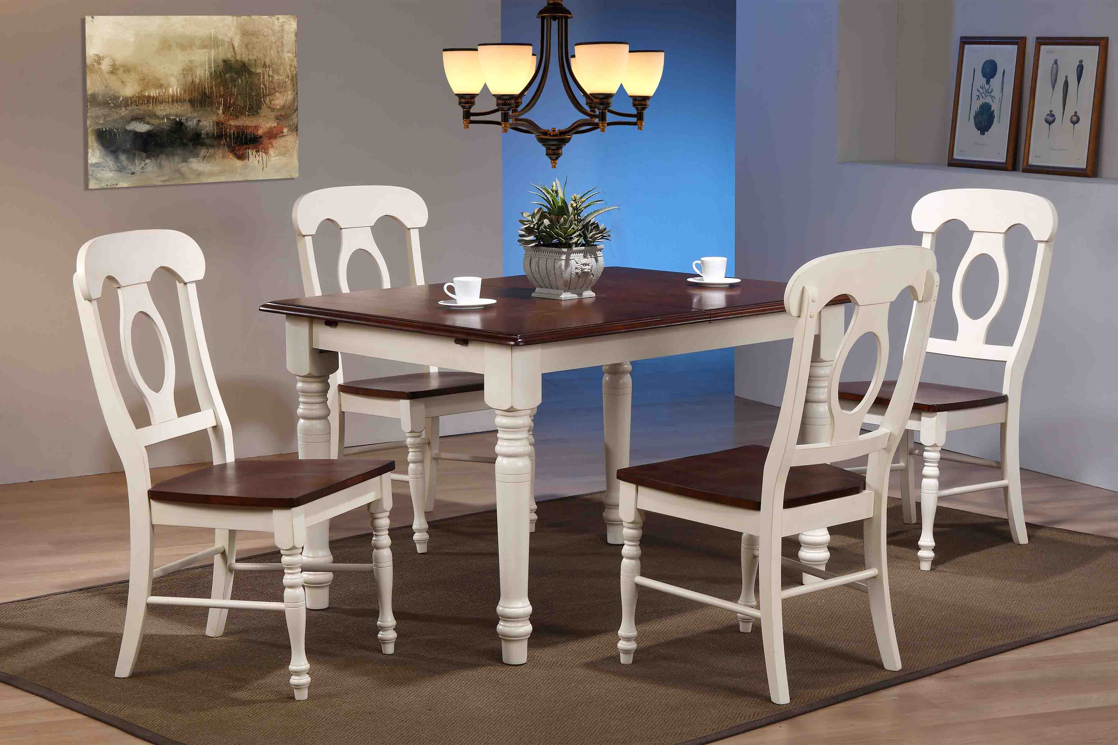 butterfly kitchen table and chairs