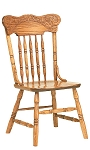 Spring Meadow Pressback Side Chair