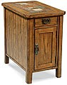 American Craftsman Chairside Cabinet