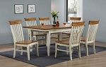 Lancaster Leg Table and 4 Chairs