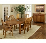 Portland Dining Table And 6 Chairs