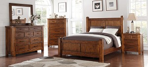 Smokey Mountain Lodge - Queen Bed No Storage
