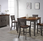 Casanova   Counter Height Table And 4 Stools