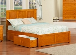 Madison Storage Bed Twin