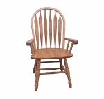 Bow Bent Arm Chair